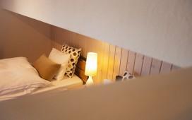 La Clemonie – Appartement la Ruche – Chambre
